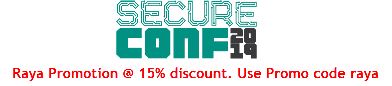 Secure Conference 2019 Logo